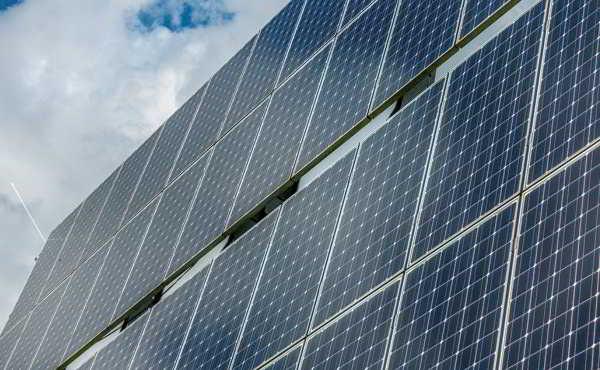 BAFA Förderung bei Heizungen - Solarkollektoren werden gefördert