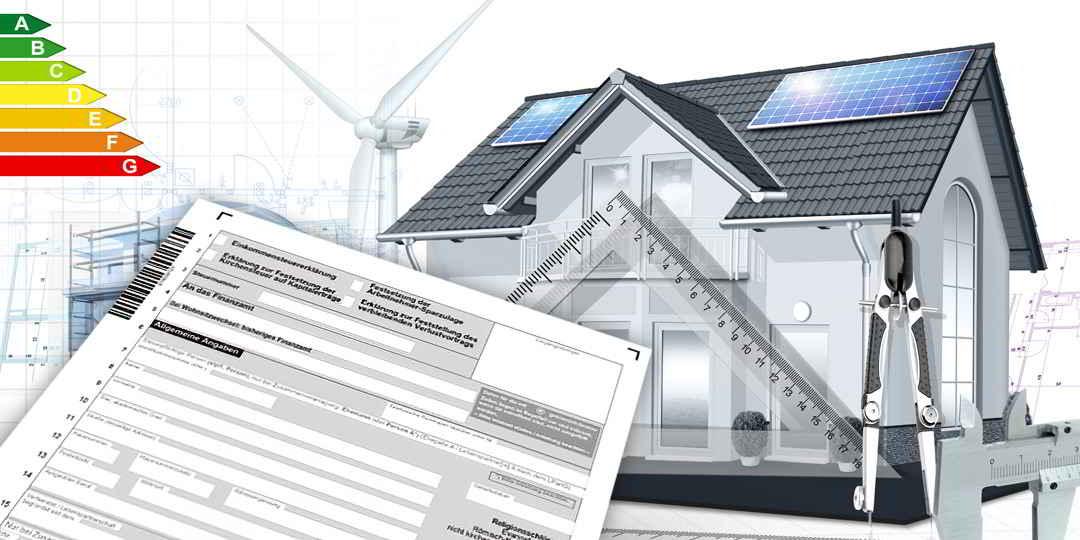 Neuerungen 2020: Mit Energetischer Sanierung Steuern Sparen