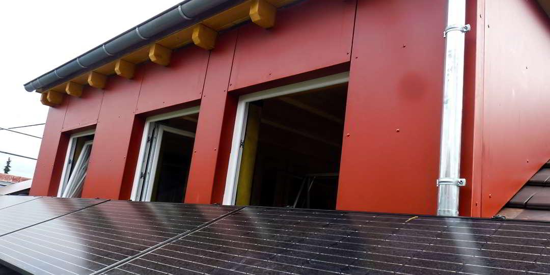 Projekt Zweifamilienhaus Birkmannsweiler
