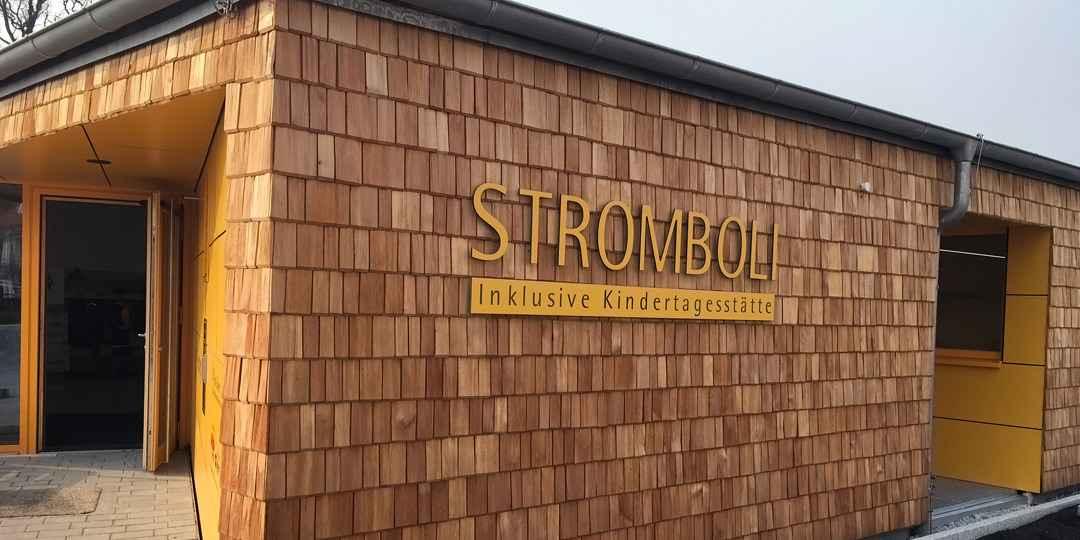 Bauberatung Franz - Bauleitung Kindergarten Stromboli