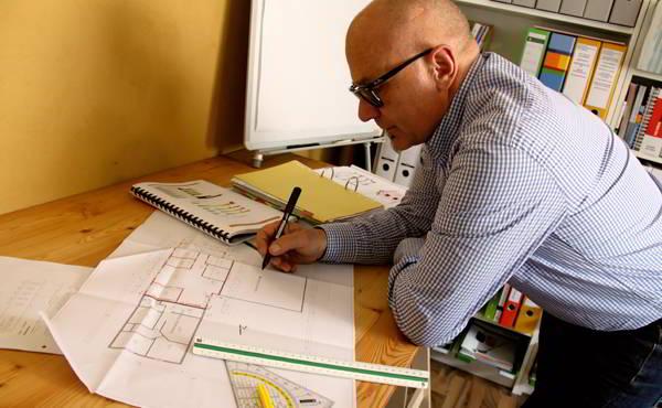 Bauberatung Franz - Zusammenstellen der Dokumente nach Projektabschluss