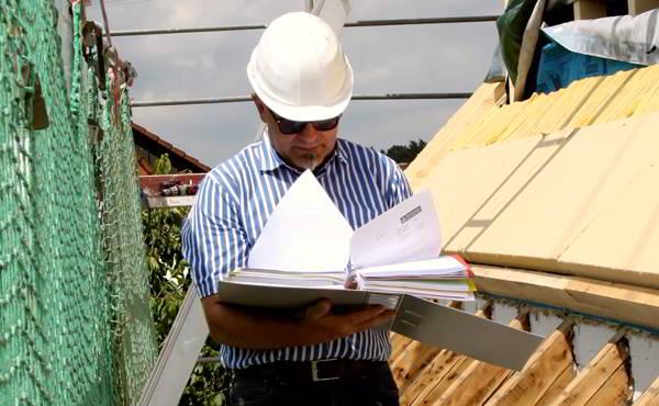 Bauberatung Franz - Baustellenbegehung