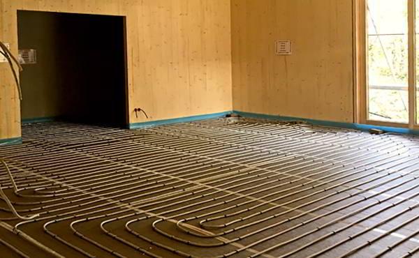 Bauberatung Franz - Bauleitung - Installation Der Bodenheizung