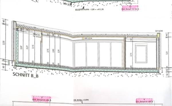 Bauberatung Franz - Bauleitung - Pläne für den Umbau des Kindergartens