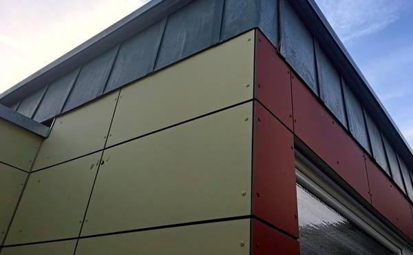 Bauberatung Franz - Bauleitung - Aussenfassade nach dem Umbau
