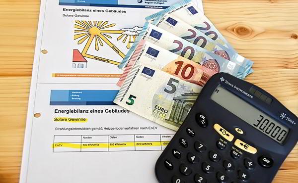 Energieeffizient Sanieren<br /> KfW-Kredit (151)